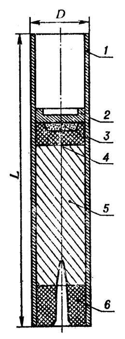Модельный ракетный двигатель - b
